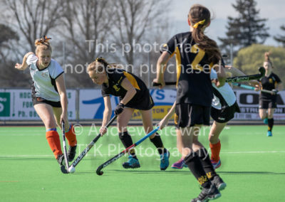 Clareville Hockey U15 2018
