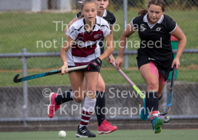 U15 Hockey Clareville 2018
